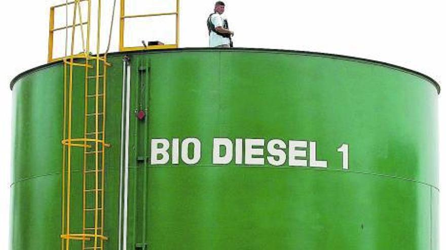 El lado oscuro de los biocombustibles