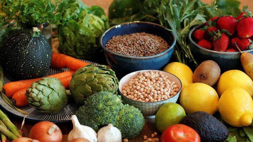 Un estudio demuestra que la dieta mediterránea protege de la covid
