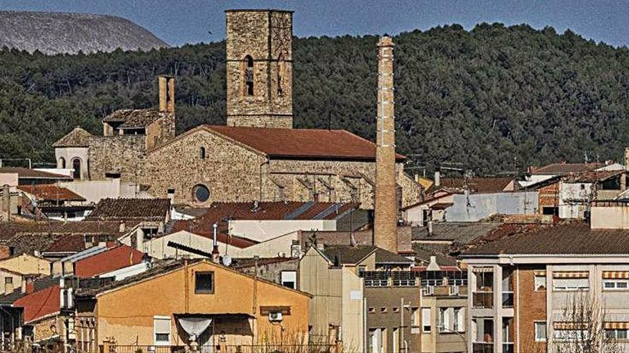 Santpedor regula la instal·lació de plaques solars al nucli del municipi
