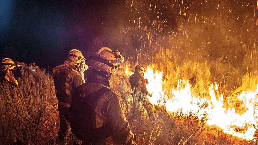 Combatir el fuego con imágenes