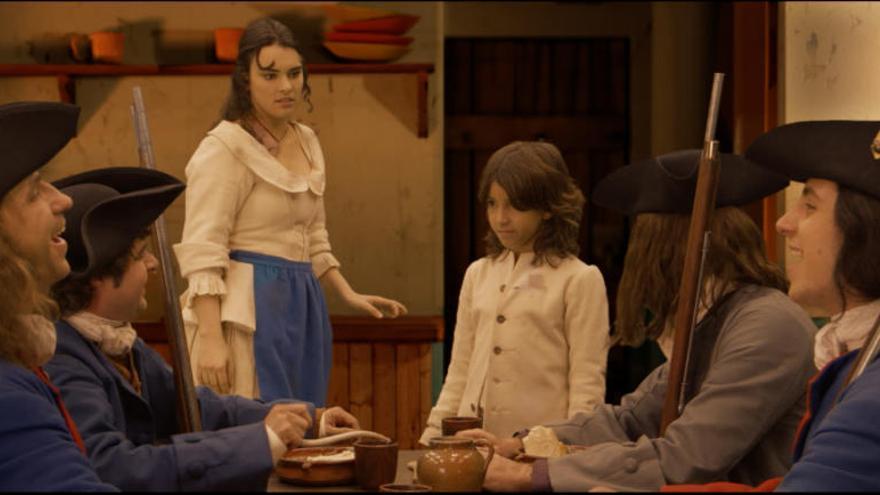 El drama històric «Barcelona 1714» s'estrena als cinemes