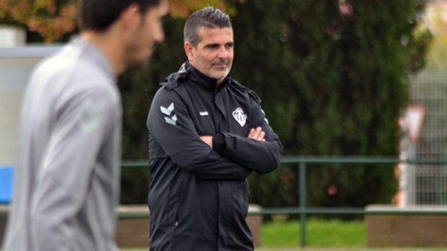 """Guti: """"¿Bajas? En el Castellón no hay excusas, hay que ir a Olot a ganar"""""""