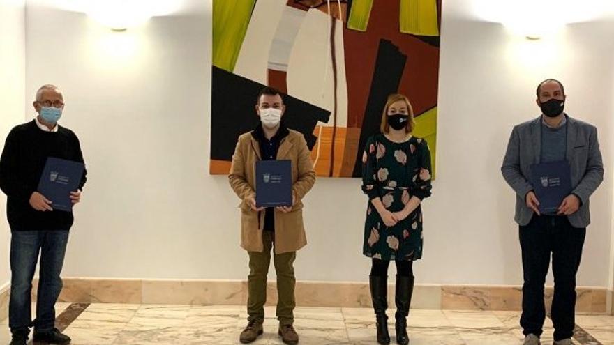 Los Premios Vila de Catarroja baten récords de participación en su 40 edición