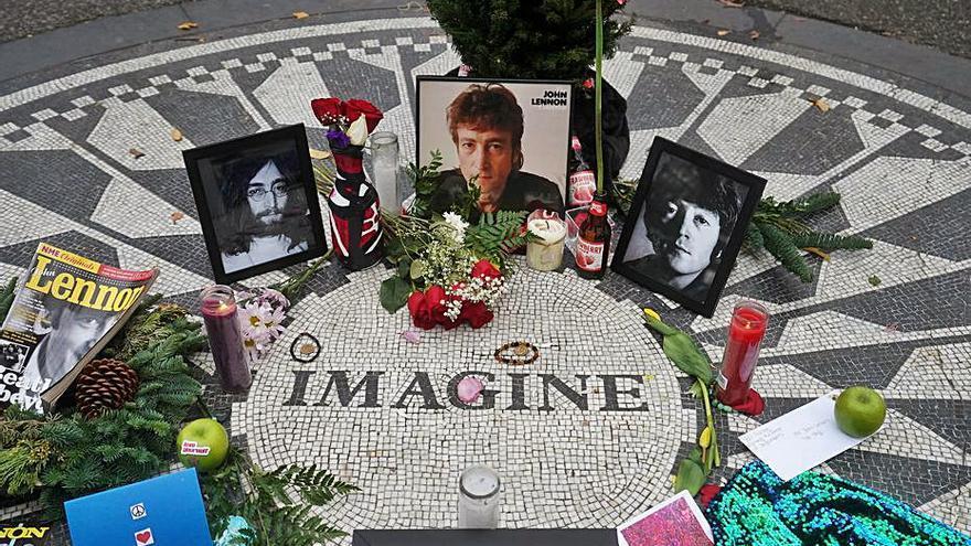 Diez razones por las que John Lennon  aún es importante