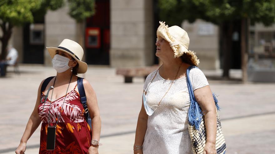 La mitad de los pueblos de Málaga están en riesgo bajo o no registran casos