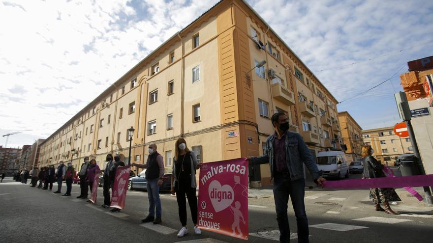 Un Plan Especial propone la peatonalización de la Avenida de la Malvarrosa