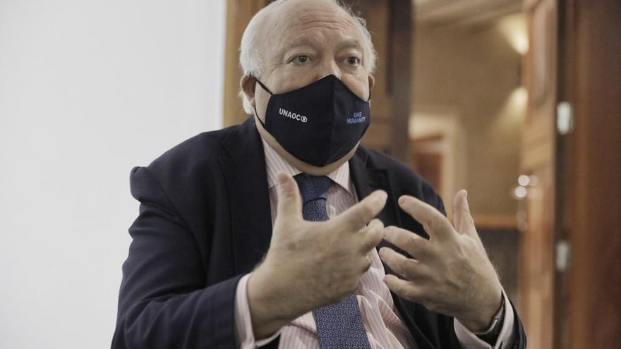 Miguel Ángel Moratinos: «La covid ha desnudado las grandes carencias de la sociedad»