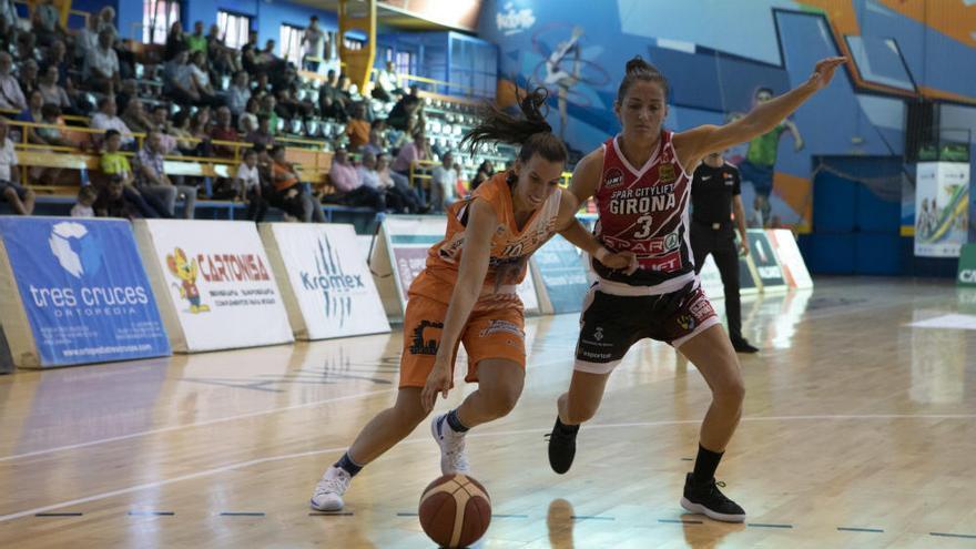 Las mejores imágenes del partido Zamarat-Uni Girona