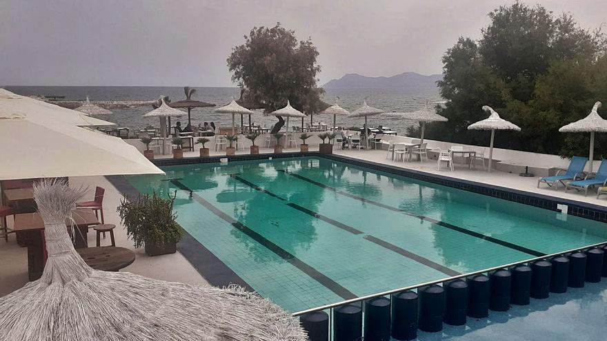 La piscina del Mar y Paz, en el punto de mira