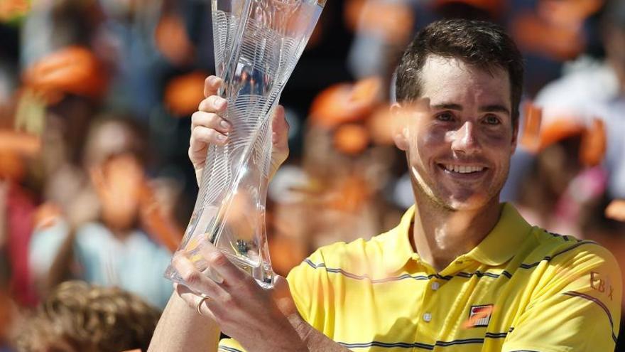 Isner conquista en Miami su primer Masters 1.000