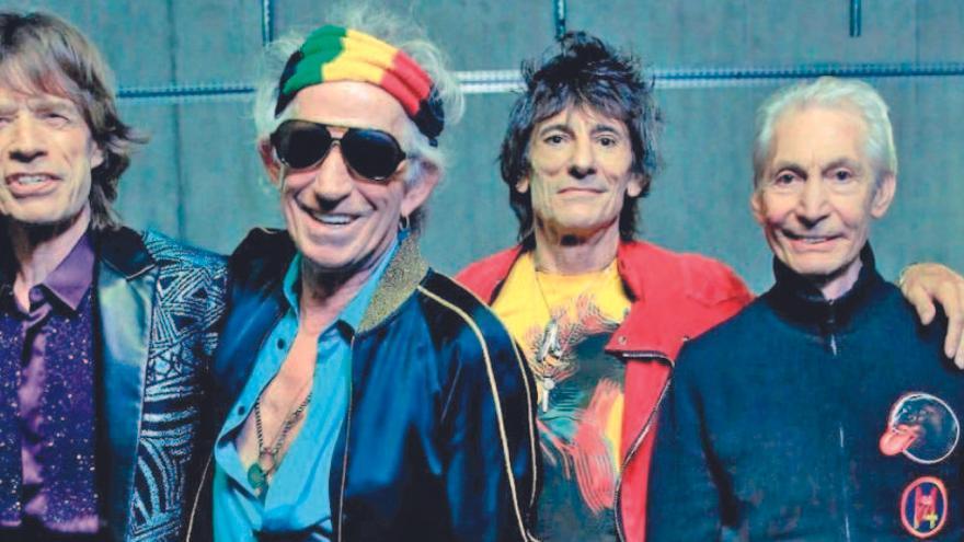 La venda d'entrades de The Rolling Stones es col·lapsa