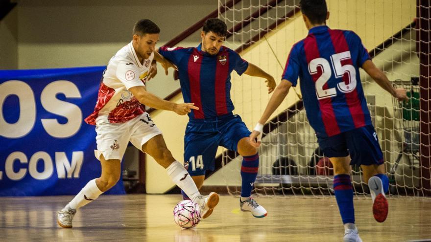 ElPozo gana al Levante (3-4) en su penúltimo amistoso de pretemporada