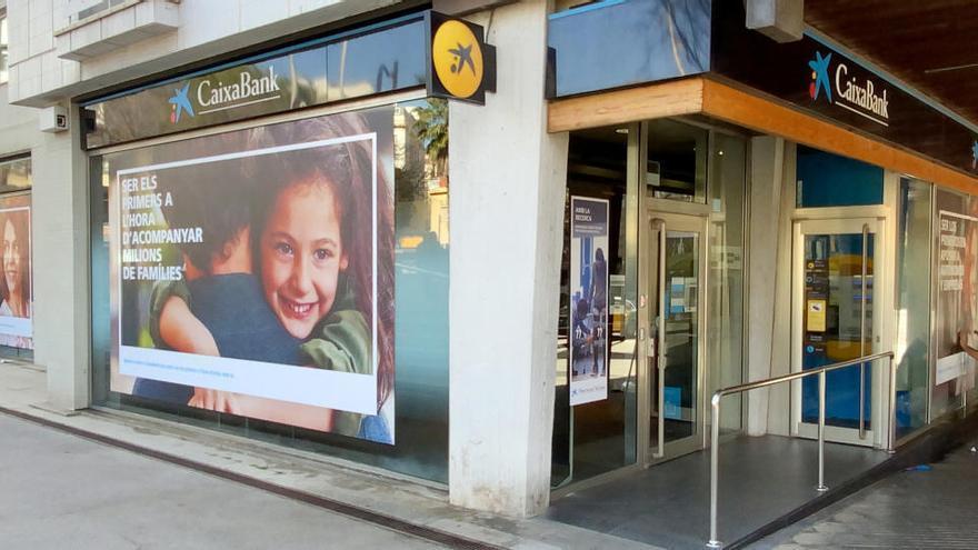 CaixaBank anuncia un ERO que pot afectar «tots els centres de treball»