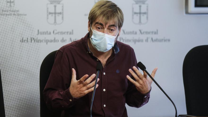 Daniel Ripa se marca el objetivo de formar un frente amplio a la izquierda del PSOE en Asturias