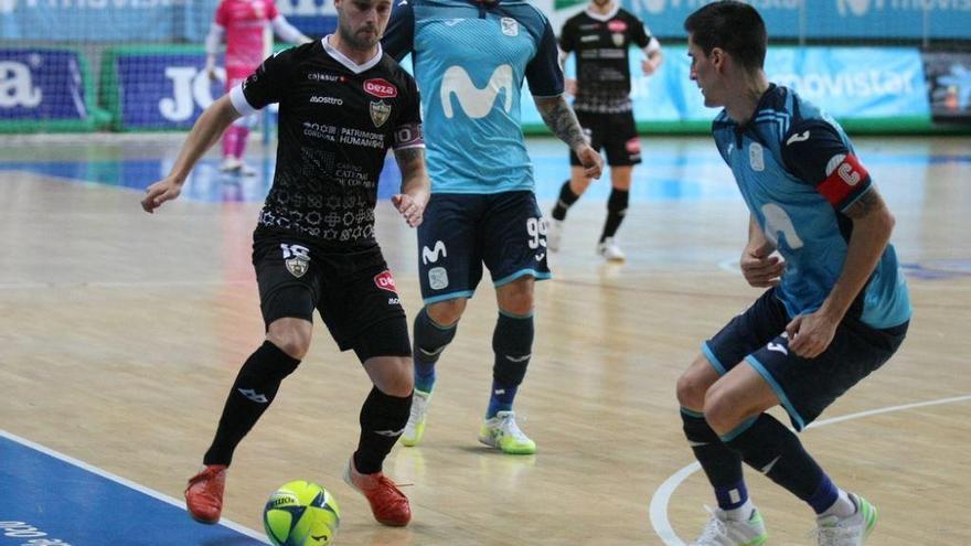 El Córdoba Futsal seguirá con su colchón sobre el descenso