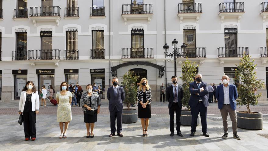 Cajamar traslada su sede en Castelló a un edificio emblemático del centro