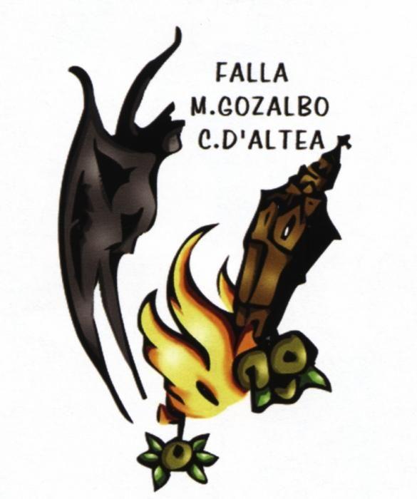 """Maestro Goxalbo-Conde Altea, con una inusual forma del """"rat penat"""", en esta ocasión de perfil"""