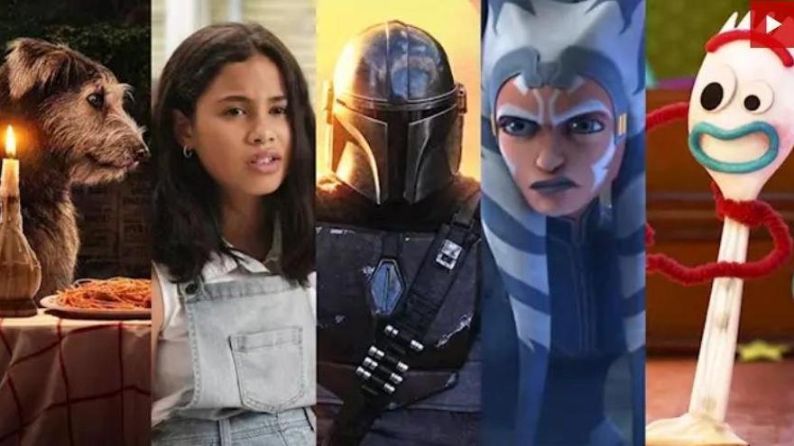 Disney+: Las 10 mejores series y películas originales
