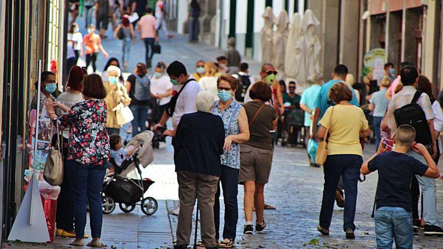 La población de la Isla aumenta por tercer año consecutivo