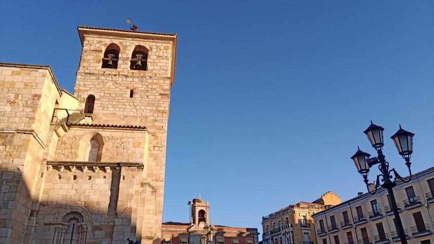 El tiempo en Zamora hoy, domingo | Sol y cielos rasos para terminar la semana