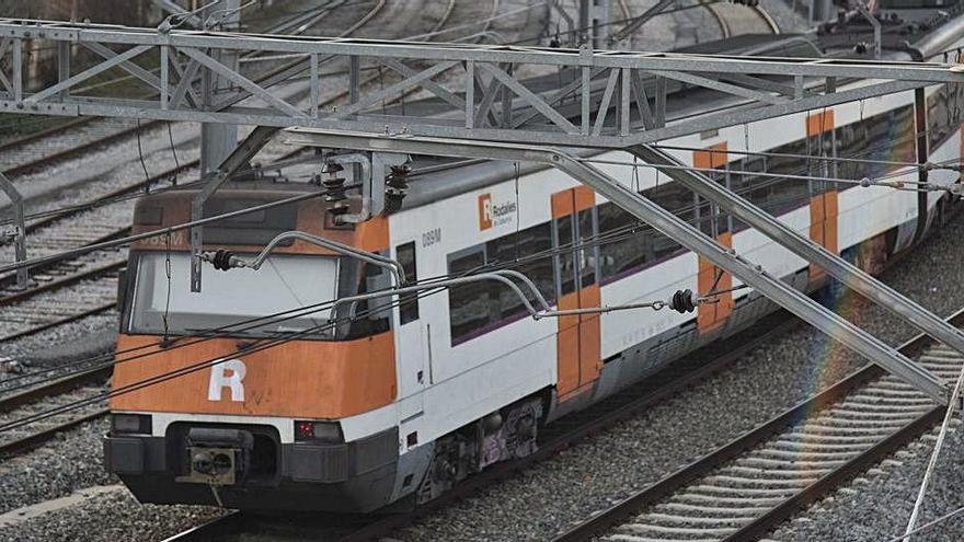 Ferrocarrils gestionarà la línia de tren Manresa-Lleida a partir del 2024