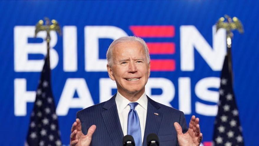Biden gana las elecciones y despide la era Trump