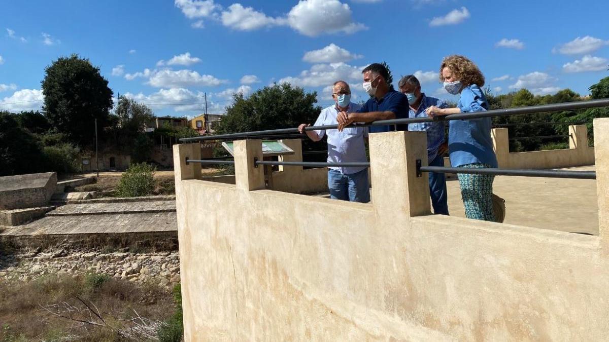 Folgado pide a Ros que solucione los problemas de El Pantano