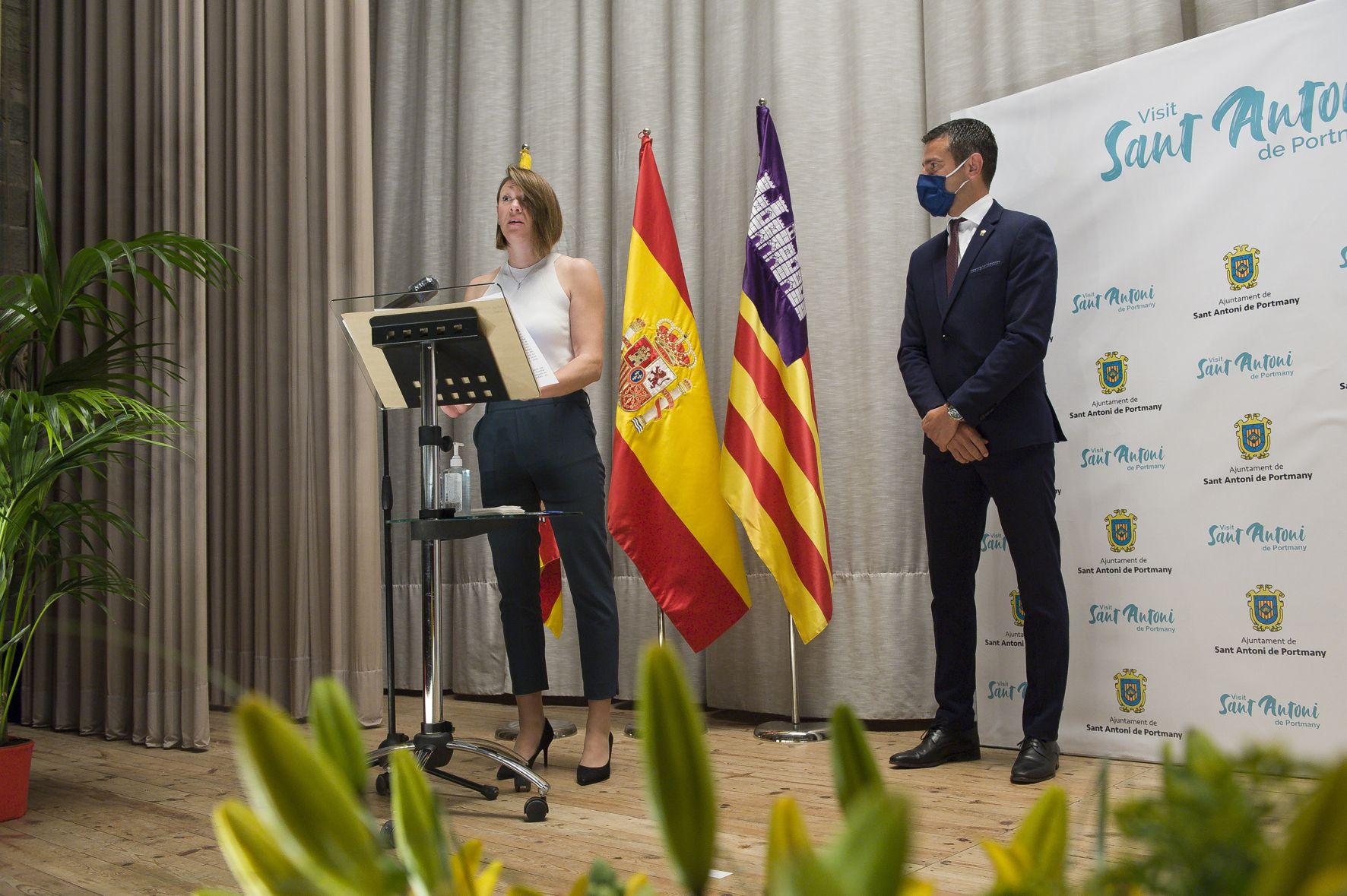 Sant Antoni premia a los mejores deportistas del municipio (2021)
