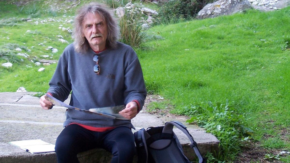 MZ-Wanderautor Roland Otto (1950-2021)