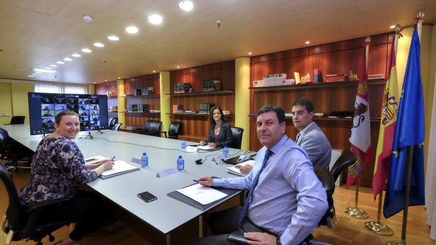 La Junta inicia el diálogo con las entidades locales para el segundo fondo extraordinario por coronavirus
