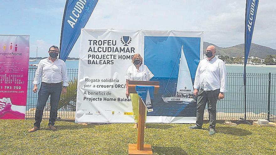 El 'Trofeu Alcudiamar–Projecte Home Balears' empieza hoy