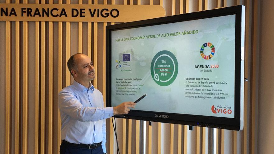 """David Regades: """"Demostramos que la sostenibilidad es rentable para las empresas"""""""