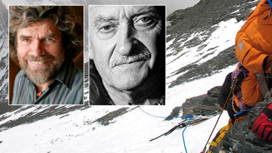 Reinhold Messner y Krzysztof Wielicki, premio Princesa de Asturias de los Deportes