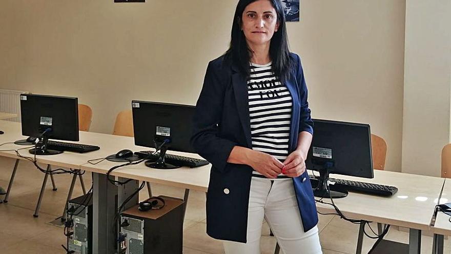 Salceda desarrolla un programa de formación abierto en el CDL O Torrón