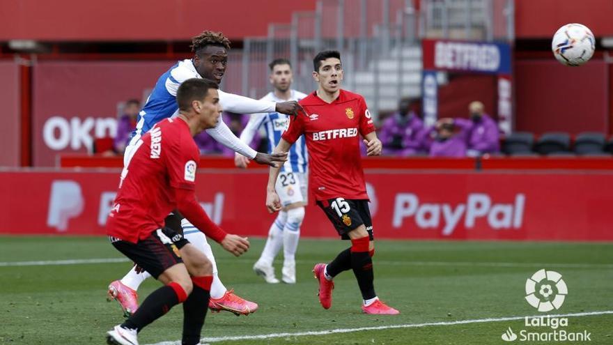 Vea aquí los goles y el resumen de la derrota del Mallorca ante el Espanyol