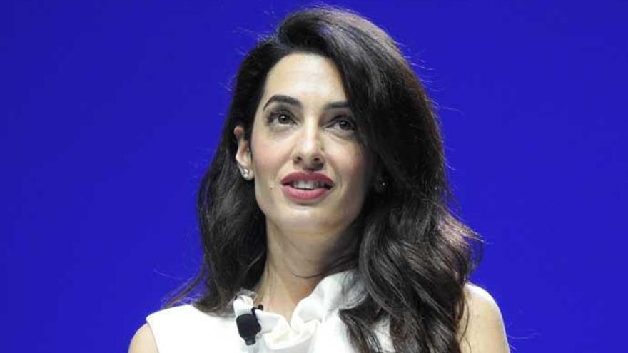 Así es la lucha de Amal Clooney por los Derechos Humanos