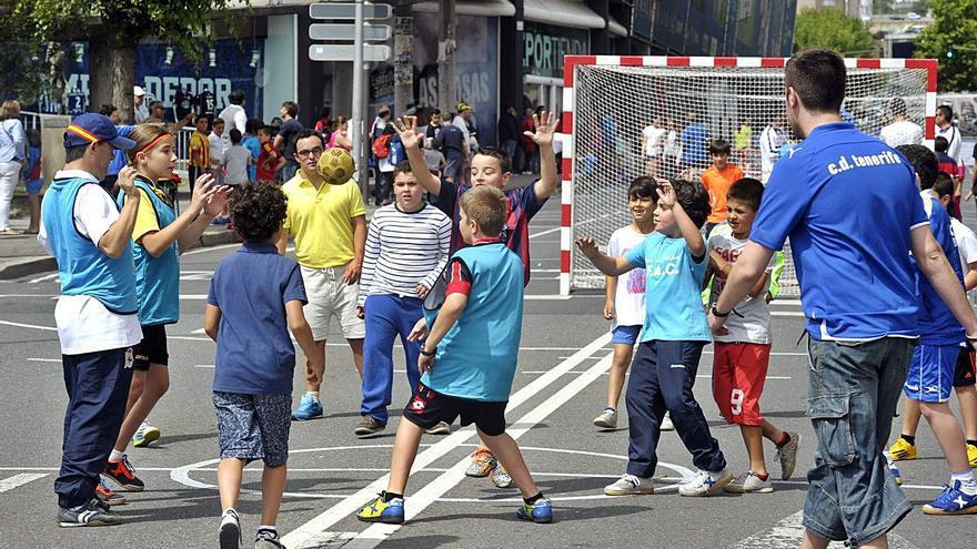 A Coruña se viste de corto el domingo con el Día del Deporte en la ciudad