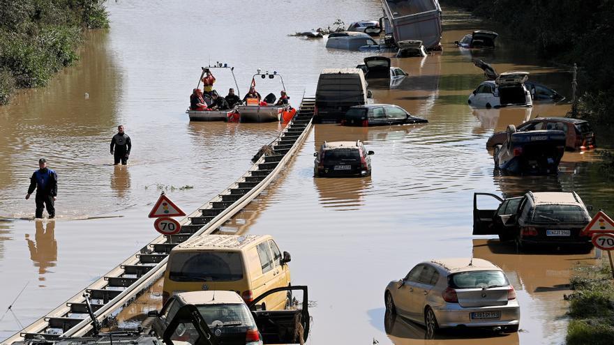 Los desastres climáticos se multiplican por cinco desde 1970