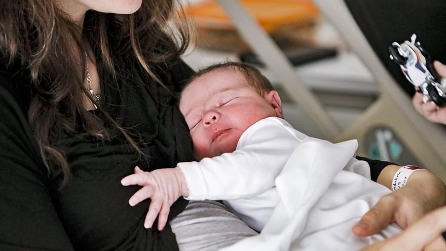Baleares registra una de las caídas de la natalidad más suaves durante la pandemia