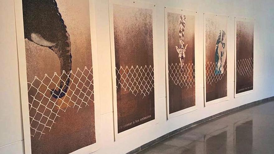 Arte contra la extinción de animales