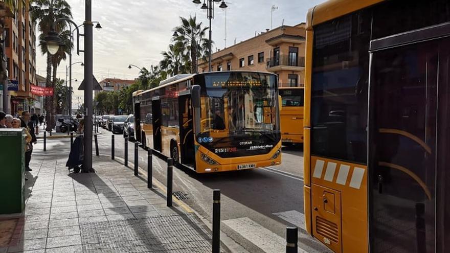 Fernanbus incrementará la frecuencia del autobús urbano en hora punta a su paso por Xirivella