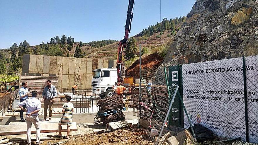 La Palma exige al Gobierno canario 20 millones del Fdcan para el 2021
