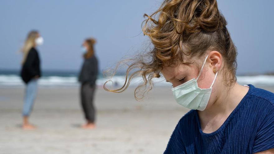 Maske am Strand: So soll die definitive Regelung aussehen