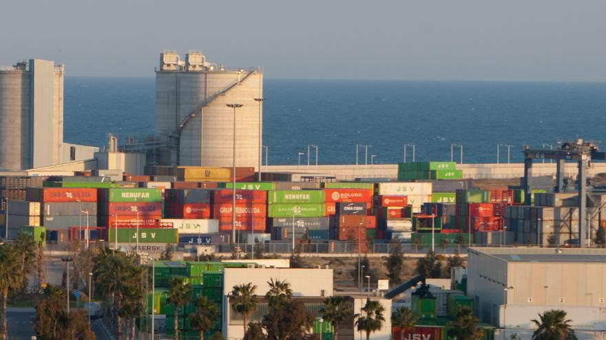 Las exportaciones de la provincia crecen un 7,5% y se sitúan en 555 millones