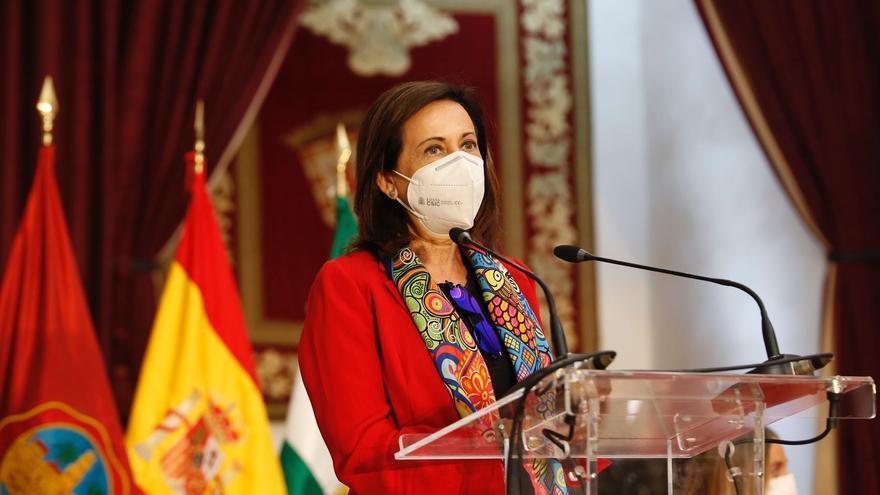 Vídeo | Firma del convenio de la Base Logística del Ejército en Córdoba