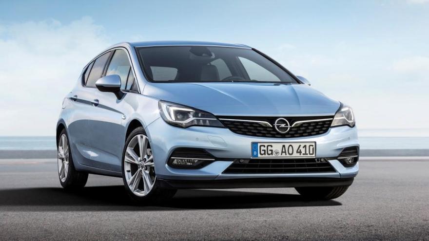 Nuevo Opel Astra 2020: más eficiente que nunca