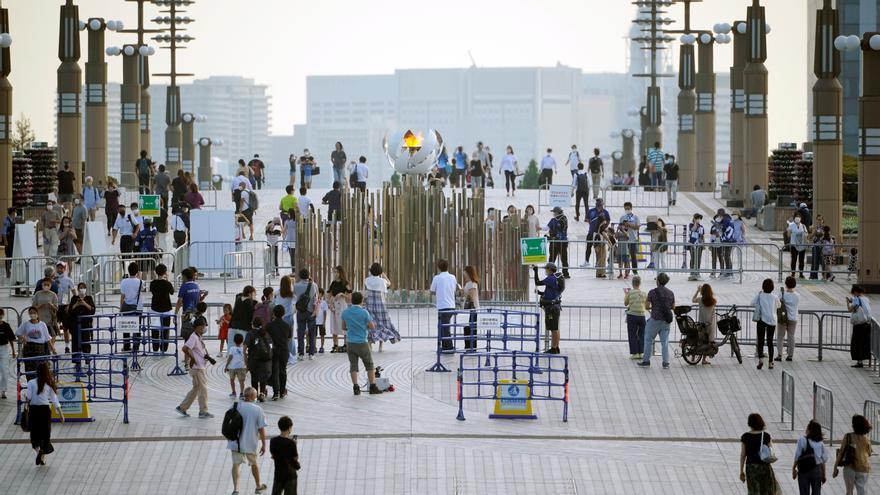 Tokio registra casi el doble de contagios diario que una semana antes
