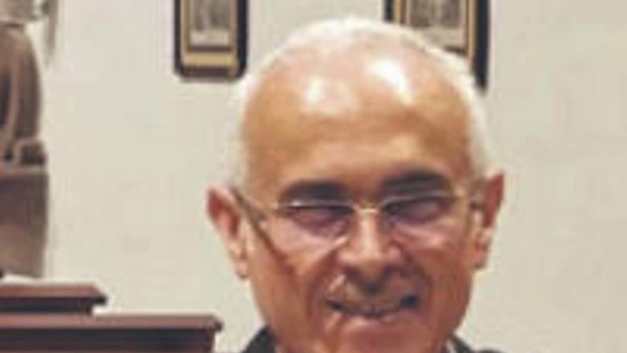 Daniel Padilla, nuevo párroco de Tejina tras su salida voluntaria del Santuario