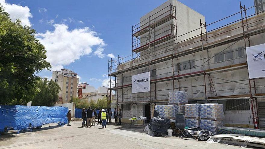 El IMAS centralizará la atención a familias en un nuevo edificio en Palma