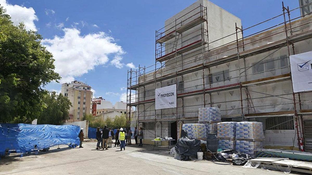 Está previsto que el edificio esté a pleno rendimiento a principios de 2022.